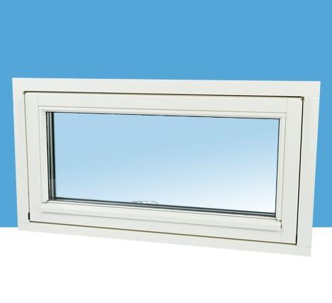 topphengsla vindauge