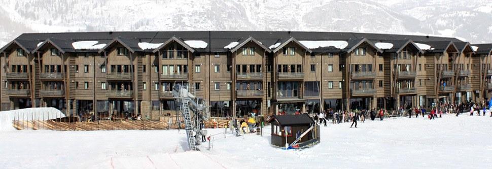 Fjordglas balkongdører, Hemsedal